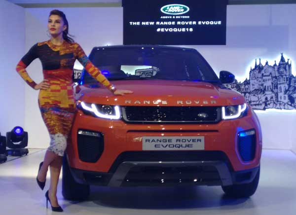range rover evoque facelifted dibanderol rp 1 449 miliar. Black Bedroom Furniture Sets. Home Design Ideas