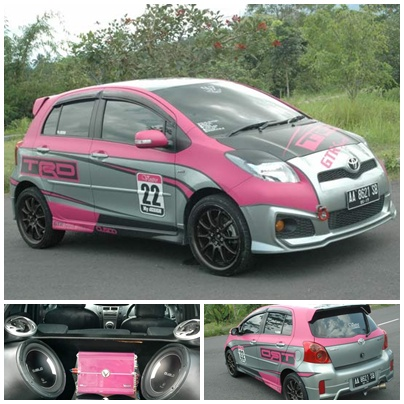 Modifikasi Yaris Tdr Sport