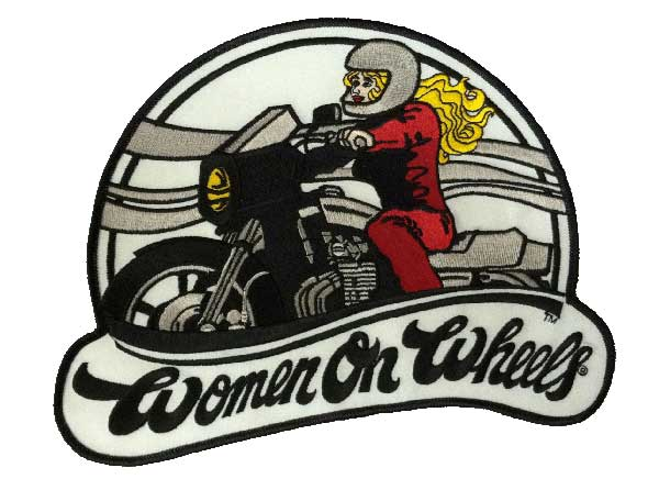 Woman On Wheels, Lady Bikers Indonesia